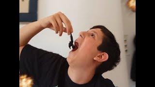 אוכל עקרב ענקי! | השולחן של עומר