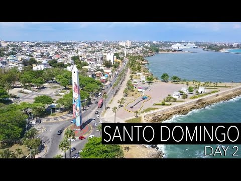 PUNTA CANA TO SANTO DOMINGO IN A KIA PICANTO