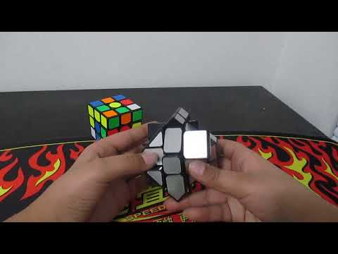 How To Solve A Fisher Mirror Cube