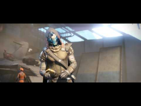 Destiny: This is War (30 Seconds to Mars) Music Video