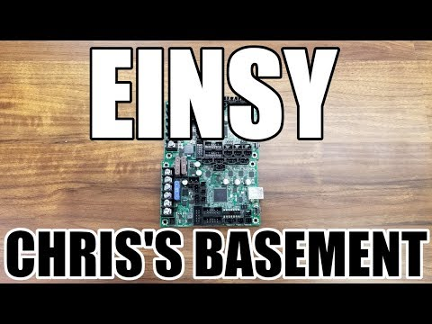 Prusa mk2 5 with einsy rambo - YouTube