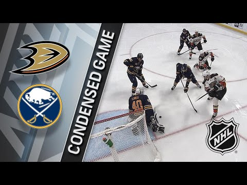 02/06/18 Condensed Game: Ducks @ Sabres