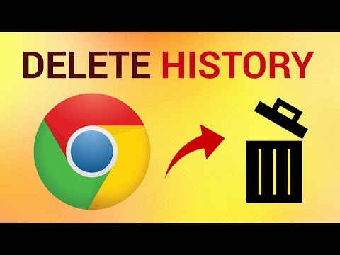 How to delete google quick search history thumbnail how to delete google chrome history ccuart Choice Image