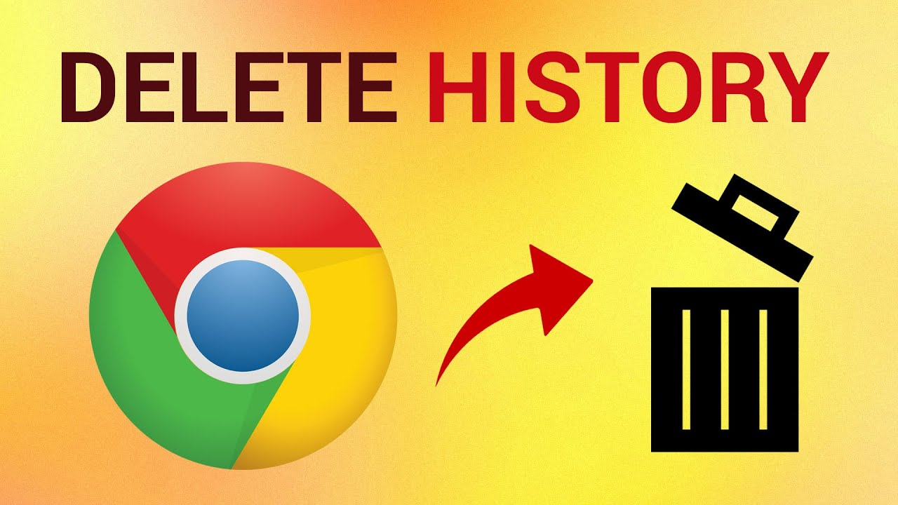How to uninstall Google Chrome and its history