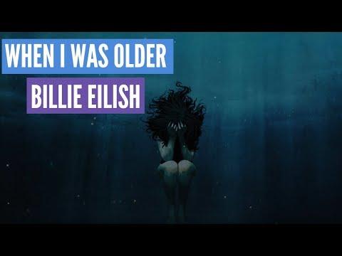Billie Eilish - WHEN I WAS OLDER (Music Inspired By The Film ROMA) Lyrics