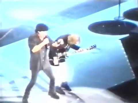 AC/DC Live [11/05/00] Globen, Stockholm, Sweden {Full Concert}
