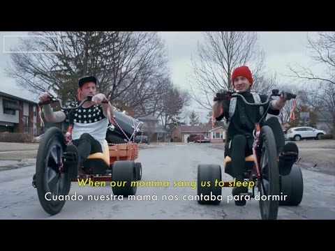 Twenty One Pilots - Stressed Out [Alternate Version|Official Video](Subtitulada en Español/Lyrics)