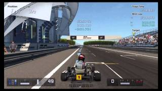 Gran Turismo 5 Gameplay - Go-Kart Racing[HD]
