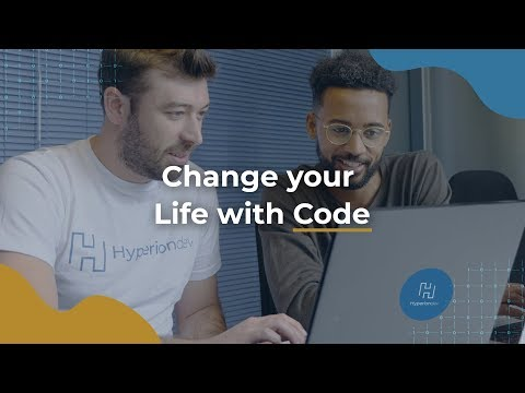 HyperionDev Coding Bootcamps - Change Your Life With Code