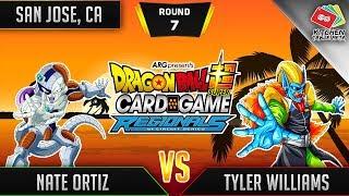 Dragon Ball Super Card Game Gameplay [DBS TCG] San Jose Regional Round 7