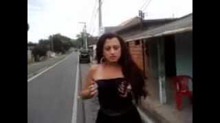 Ana Paula mostra o que a paduana tem