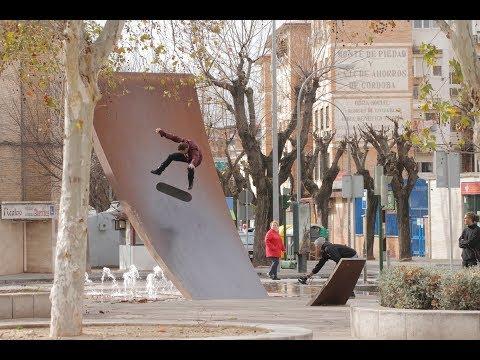 JENKEM  Bam Margera in Spain The Rocky Redemption Edit