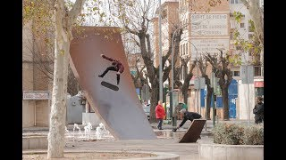 JENKEM - Bam Margera in Spain (The Rocky Redemption Edit)
