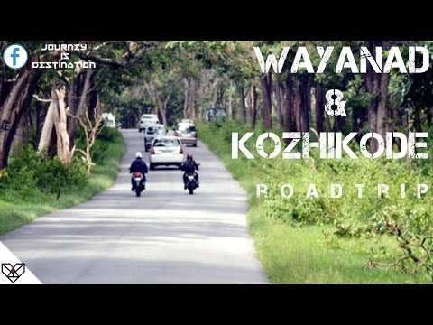 Roadtrip - Bangalore to Wayanad & Kozhikode on Bikes