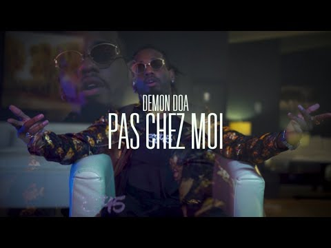 Demon DOA - Pas Chez Moi (music video by Kevin Shayne)