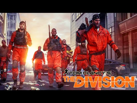 THE DIVISION - DARK ZONE SOLO PVP & HIGH-END ROGUE LOOTING! (The Division Dark Zone Gameplay)