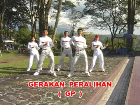video senam versi latihan @CEPU