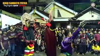 RAMPAK SINGO BARONG ROGO SAMBOYO PUTRO Live KESAMBEN BLITAR 2020