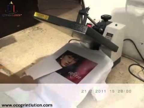 Peluang Usaha Sablon Digital - Ecoprintlution