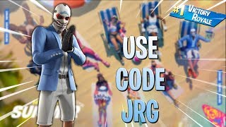 Fortnite : India || Use Code - JRG & Subscribe Please 👍