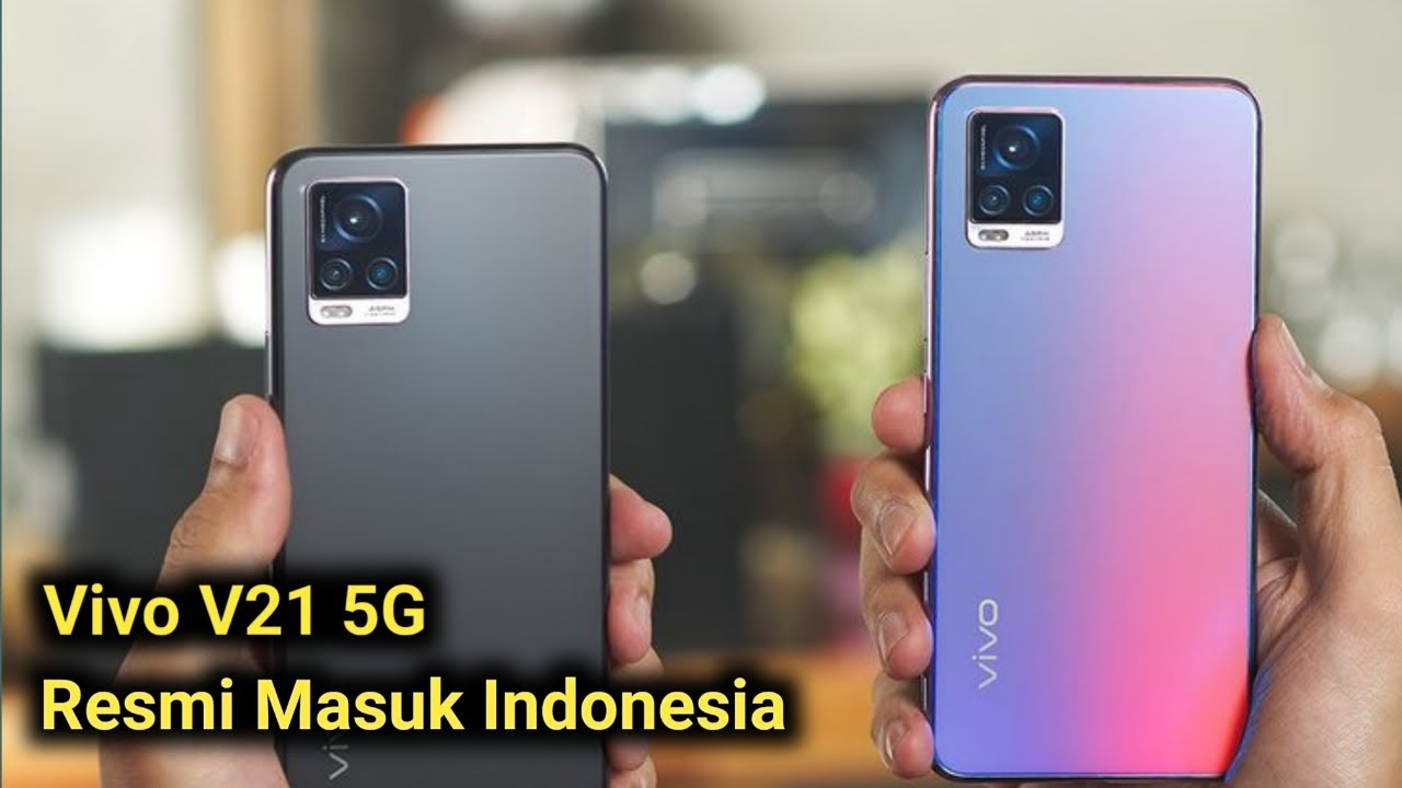 Vivo V21 5G – Officially Entering Indonesia? | For GSM