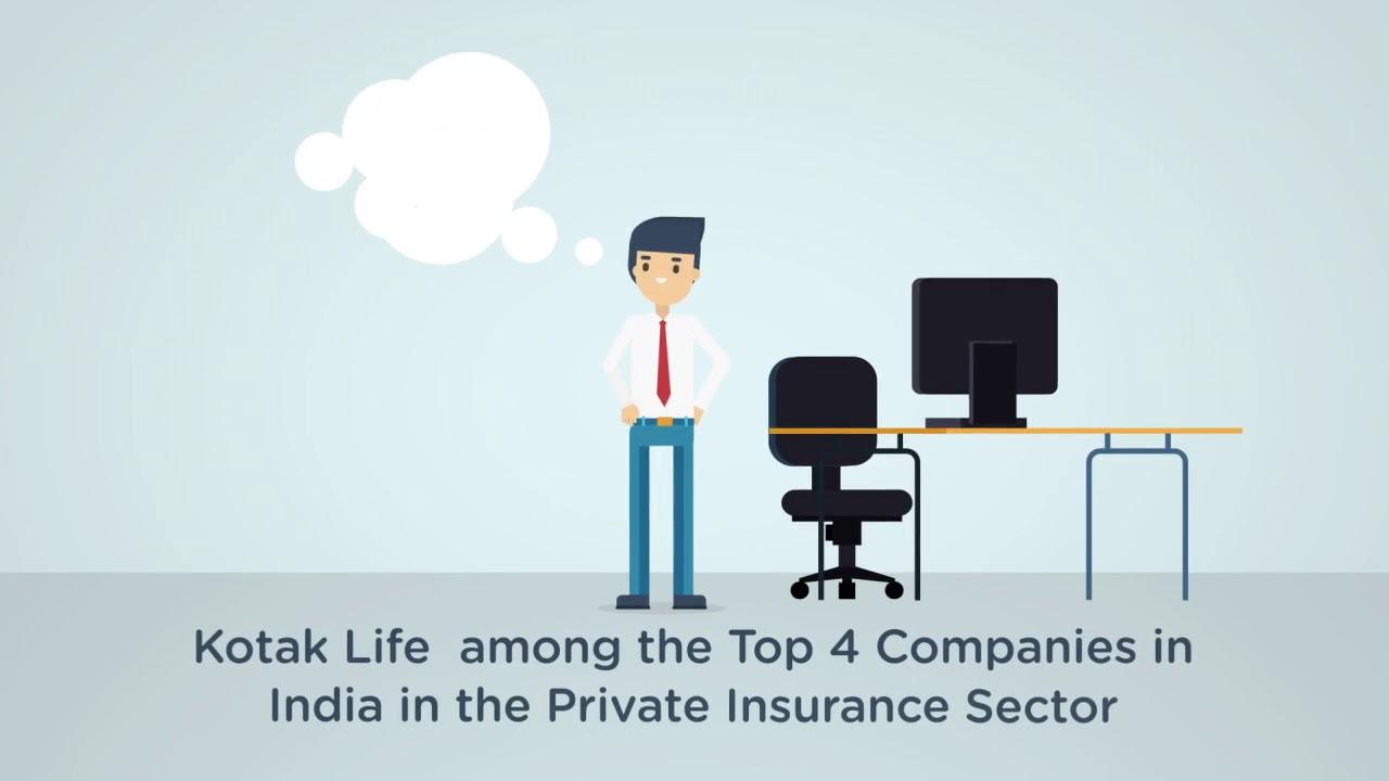 Kotak Mohandra life insurance companies - YouTube