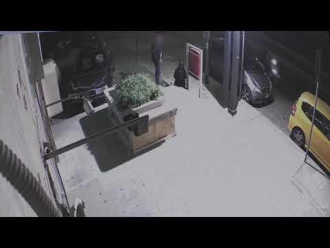 Il video dell'aggressione a Giovanni Caruso diffuso dai carabinieri