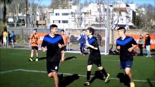Falso 9 vs Senillosa F.C. - Copa Palermo IX Fecha 4
