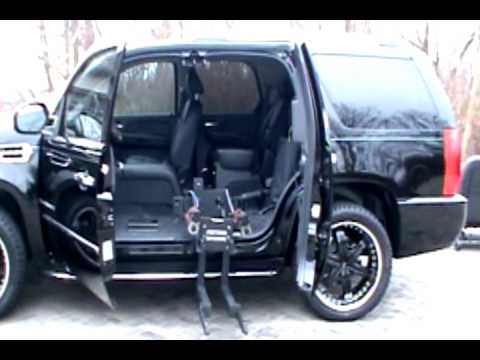 Further options dms 3 demo wheelchair accessible suv Handicap wheelchair