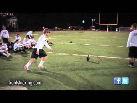 Field Goal Competition | National Underclassman Challenge | Kohl