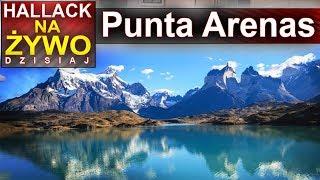 Hallack -  na żywo z Punta Arenas - Chile - Na żywo