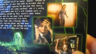 Unboxing Pulse DVD 1988 Region 1 Cliff De Young