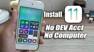 Install iOS 11 Early! Get iOS 11 beta free No computer