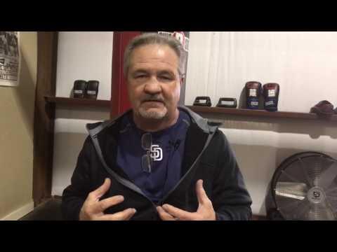 "Gene ""Mad Dog"" Hatcher Interview: Former World Boxing Champion"