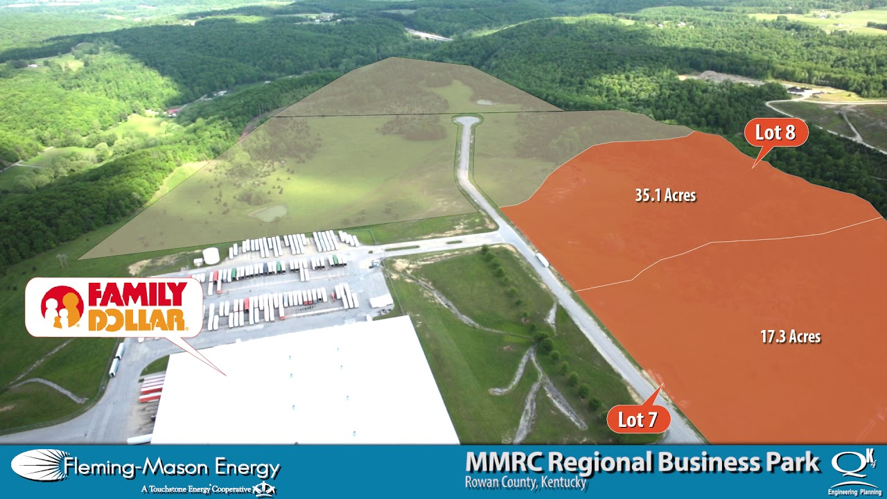 MMRC Industrial Park | Data is Power