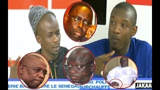 Affaire Petrotim: P. D. Fall et Fou malade taclent sévèrement le Procureur, El H Kassé et Aliou Sall