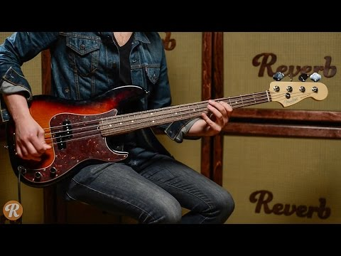 Download Youtube: Fender American Standard Precision Bass Demo