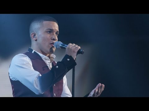 Jahmene Douglas sings The Fugees' Killing Me Softly - Live Week 4 - The X Factor UK 2012