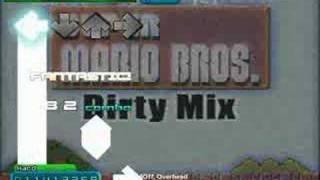 Super Mario Bros. (Dirty Mix) - Mod Course Preview