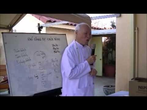 Thầy Huệ Tâm Hải giảng KCYD tại Chùa Bát Nhã Cali 2011 1/3