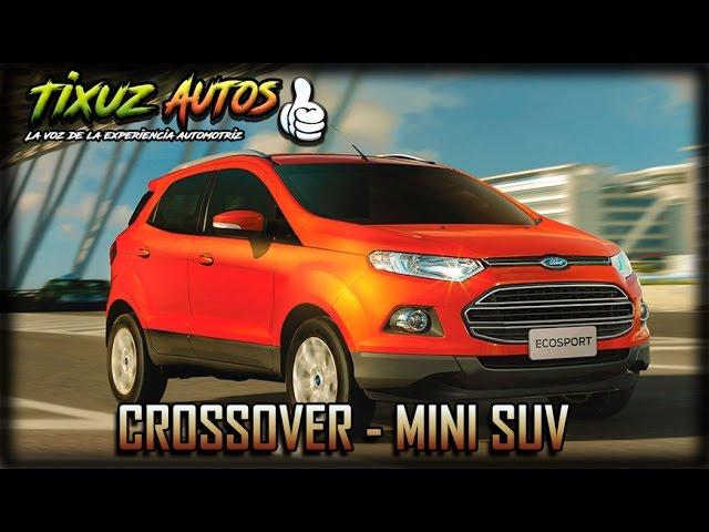 CROSSOVER O MINI SUV