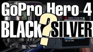 GoPro Hero 4 Black или Silver? Какую Камеру Выбрать? Плюсы и Минусы. Какую Gopro Купить