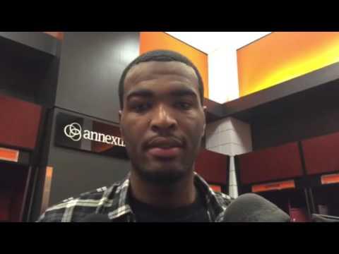Warren post game Suns/Lakers 11-16