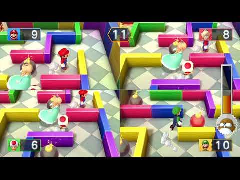 Mario Party 10 Mushroom Park (Master CPU) #247 MARIO CRAZY