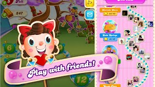 Candy Crush Soda Saga Gameplay Android game Обзор
