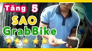 Xe Ôm Vlog #10 Cách để tăng Sao Grabbike 1 cách nhanh nhất !