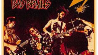 Bad Brains How low can a punk get