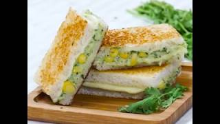 cheese chilly sandwich