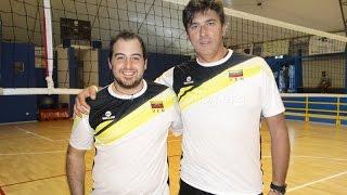 28-08-2015: Volley, Il Venezuela di Nacci e Andriani prepara la World Cup in Puglia ad Ostuni