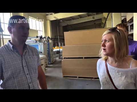 Экскурсия по производству фабрики Белорусской кухни ЗОВ.